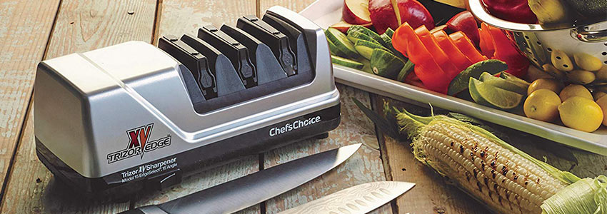 Технология TrizorXV в точилках Chef's Choice