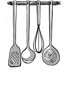 Категория кухонные аксессуары