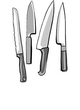 Категория Ножи