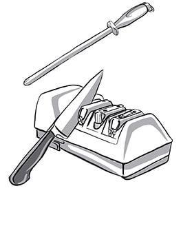 Категория точилки для ножей