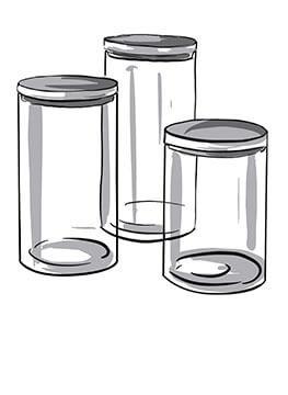 Категория хранение продуктов