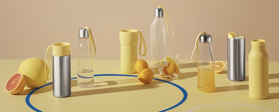 Бутылочки для воды и термосы Eva Solo