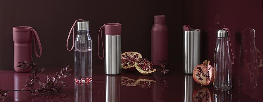 Термосы, термокувшины, бутылочки для воды Eva Solo