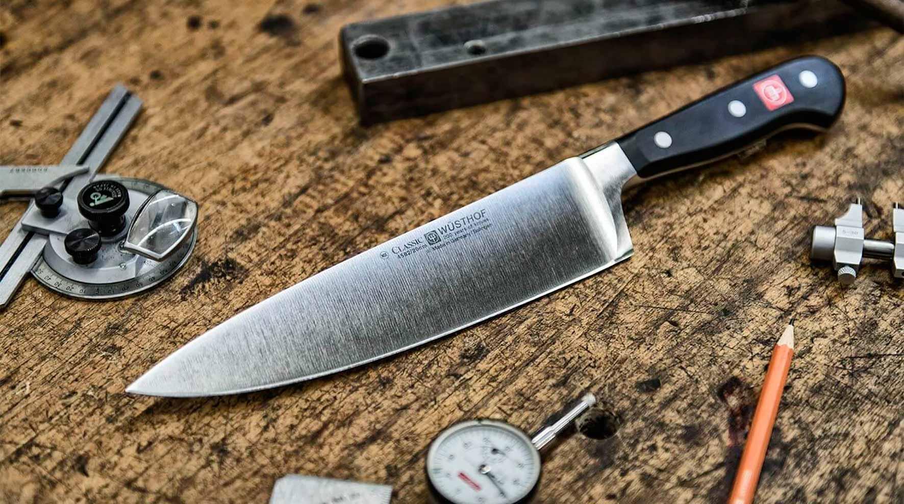 Wuesthof — ножи проверенные временем