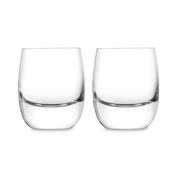 Набор из 2-х стаканов для виски Bar 275 мл, G1127-10-991, LSA International