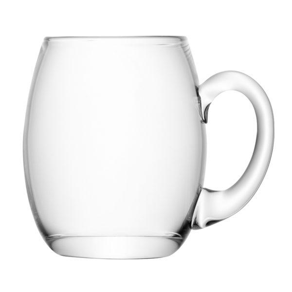 Стеклянная кружка для пива Bar 500 мл, G1026-18-991, LSA International