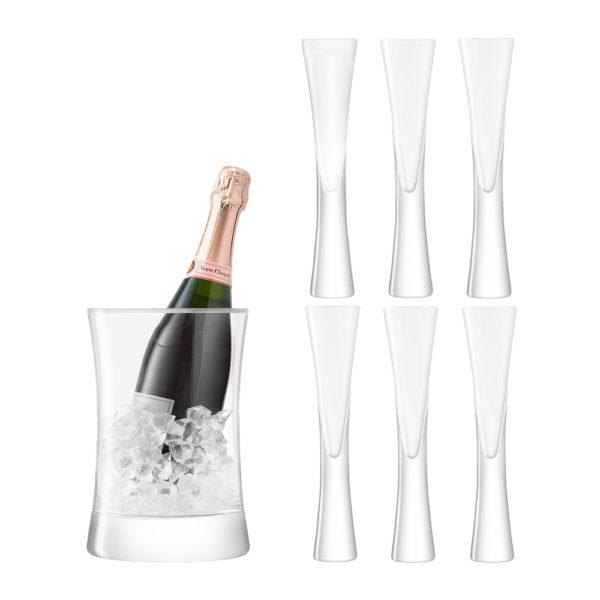 Набор для сервировки шампанского Moya, G1372-00-985, LSA International