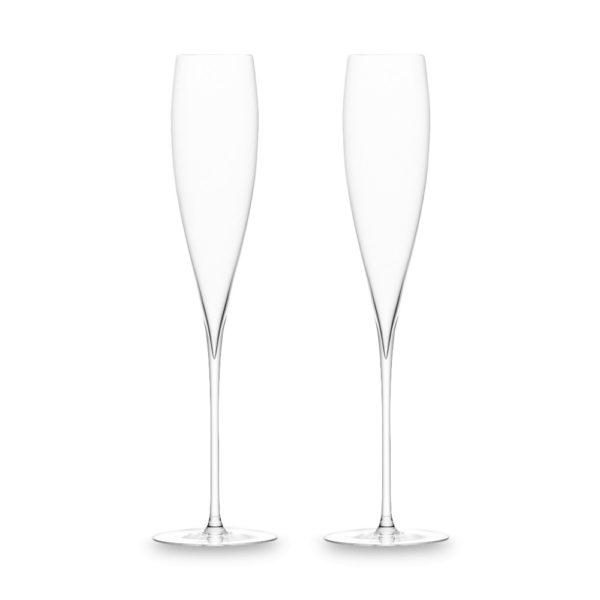 Набор из 2-х бокалов для шампанского Savoy 200 мл, G246-07-301, LSA International