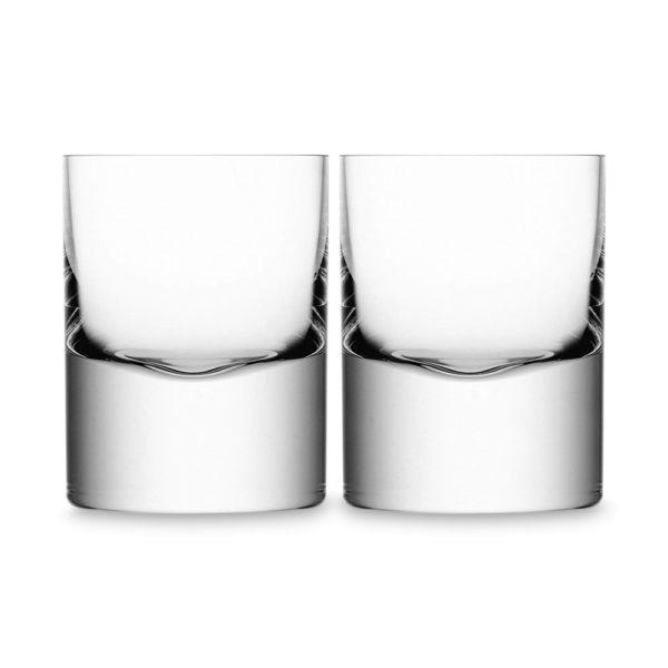 Набор из 2-х стеклянных стаканов Boris 260 мл, G008-09-992, LSA International