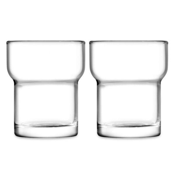 Набор из 2-х стаканов Utility 300 мл, G1323-11-301A, LSA International