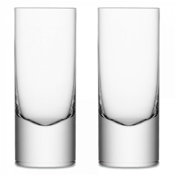 Набор из 2-х стаканов для коктейлей Highball Boris 360 мл, G008-12-992, LSA International