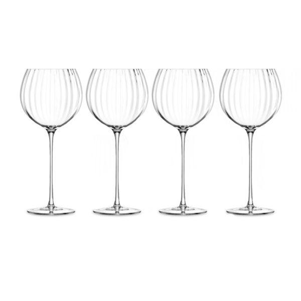 Набор из 4-х бокалов для красного вина Aurelia 500 мл, G867-20-776, LSA International