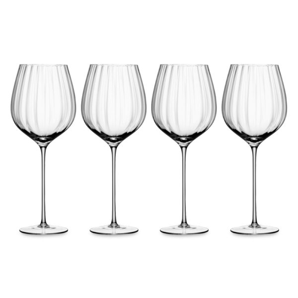 Набор из 4-х бокалов для красного вина Aurelia 660 мл, G845-21-776, LSA International