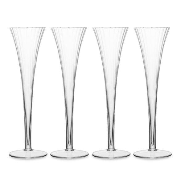 Набор из 4-х бокалов для шампанского Aurelia 200 мл, G666-05-776, LSA International