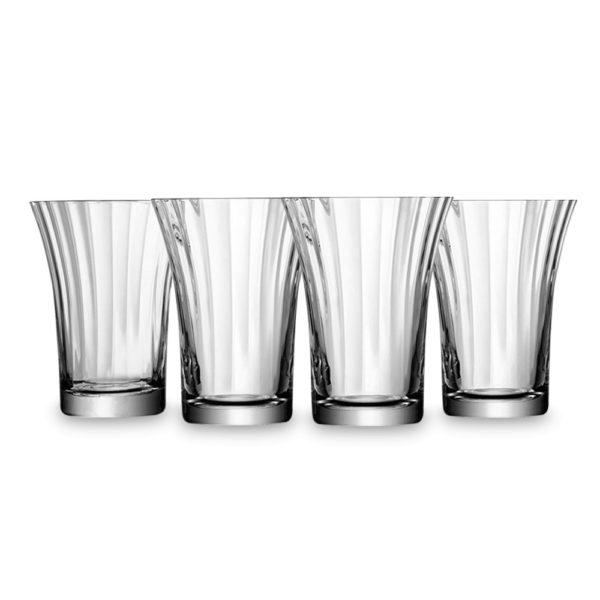 Набор из 4-х стаканов Aurelia 340 мл, G001-10-776, LSA International