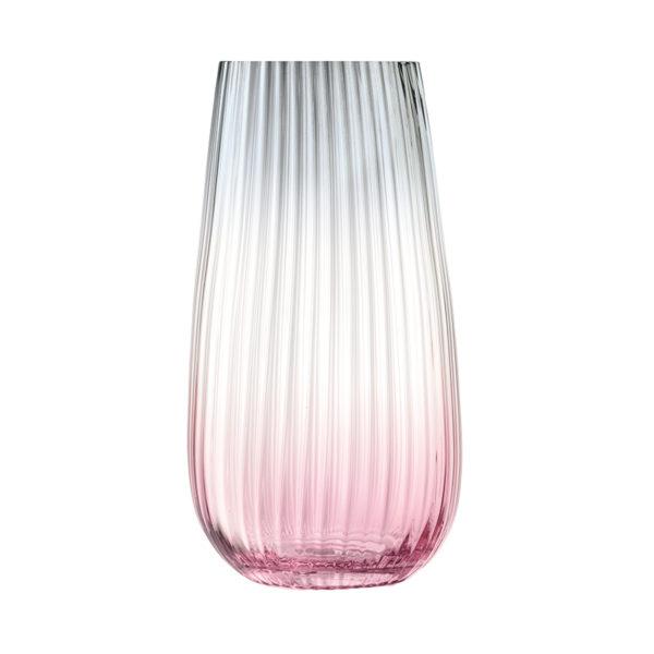 Стеклянная ваза Dusk 28 см, G1401-28-152, LSA International