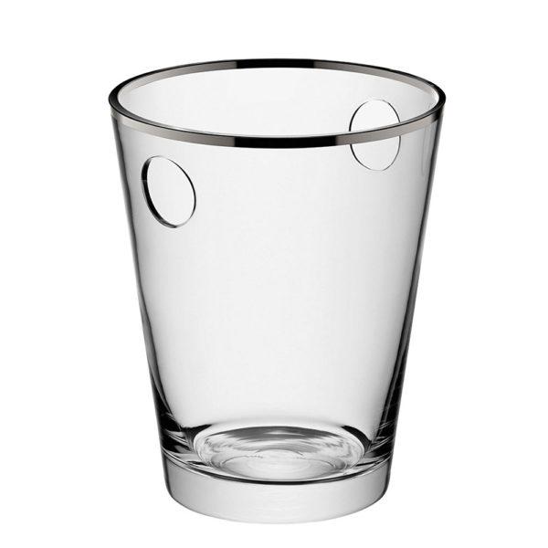 Стеклянное ведро для льда Savoy 24.5 см, G270-24-381, LSA International