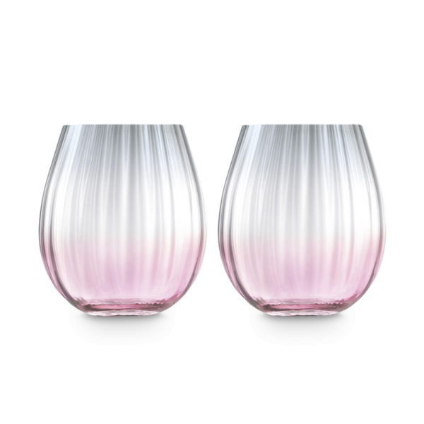 Набор из 2-х стеклянных стаканов Dusk 425 мл, G1331-15-152, LSA International