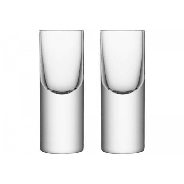 Набор из 2-х стопок для водки Boris 50 мл, G008-01-992, LSA International