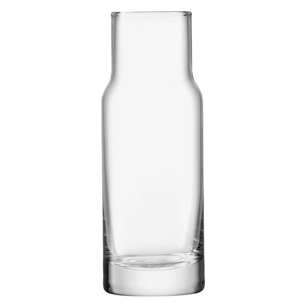 Стеклянная ваза для цветов Utility 19 см, G1551-19-301, LSA International