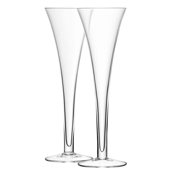 Набор из 2-х бокалов для шампанского Bar 200 мл, G302-07-991, LSA International