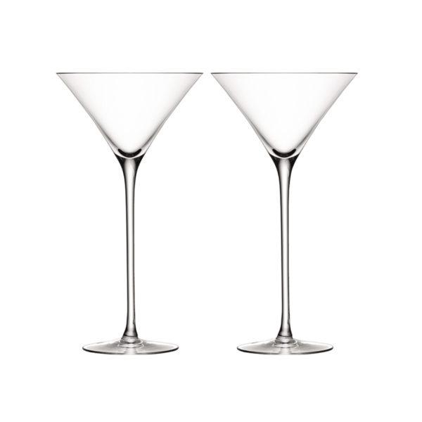 Набор из 2-х бокалов для коктейлей Bar 275 мл, G256-10-991, LSA International