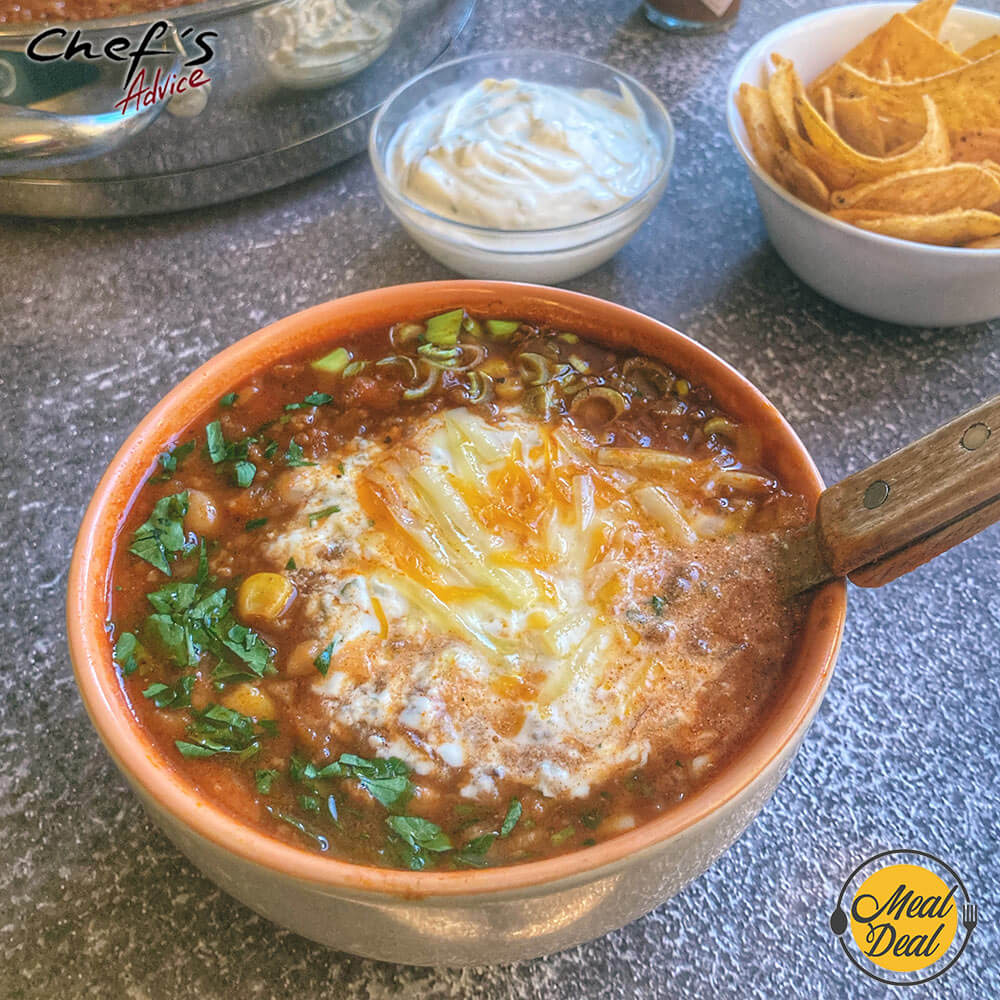 Рецепт - Чили кон карне