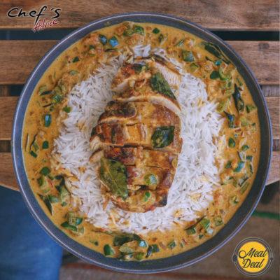 Рецепт - Тикка-масала