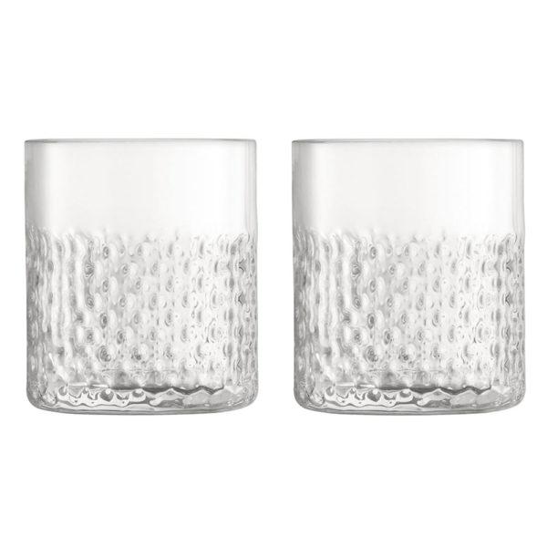 Набор из 2-х стеклянных стаканов Wicker 330 мл, G1641-12-148, LSA International