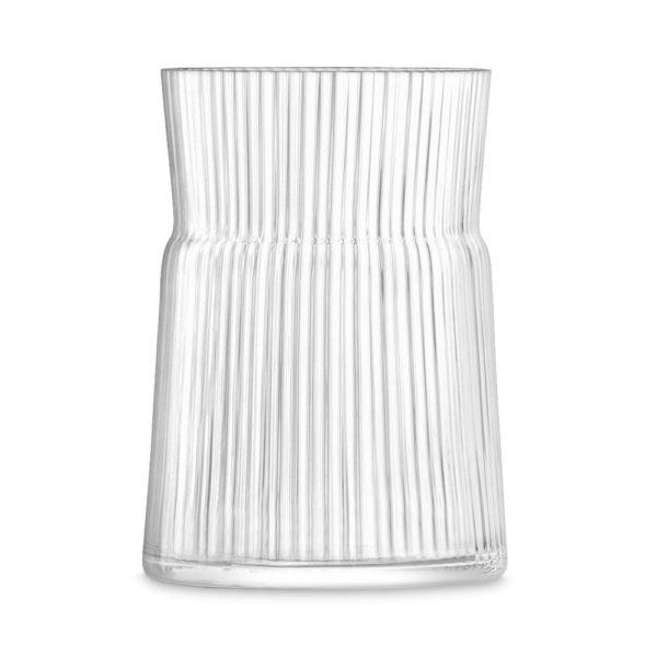 Стеклянная ваза Gio Line 18.5 см, G1625-18-304, LSA International