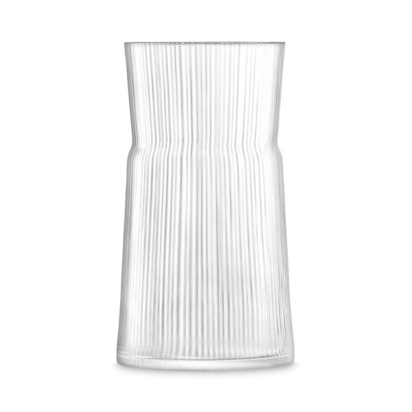 Стеклянная ваза Gio Line 29 см, G1625-29-304, LSA International