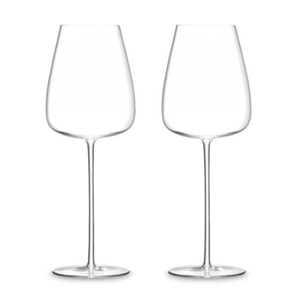 Набор из 2-х бокалов для белого вина Wine Culture 490 мл, G1427-18-191, LSA International