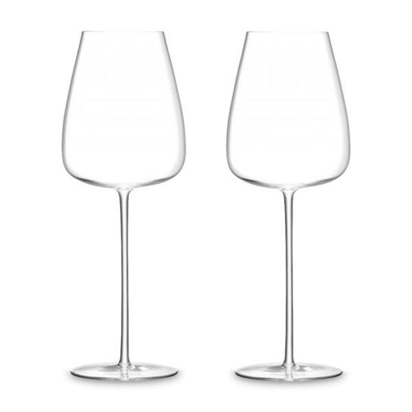 Набор из 2-х бокалов для белого вина Wine Culture 690 мл, G1427-25-191, LSA International