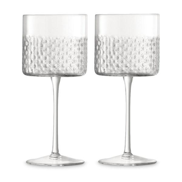 Набор из 2-х бокалов для вина Wicker 320 мл, G1642-11-148, LSA International