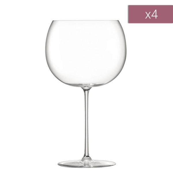 Набор из 4-х бокалов для коктейлей Borough 680 мл, G1620-24-301, LSA International