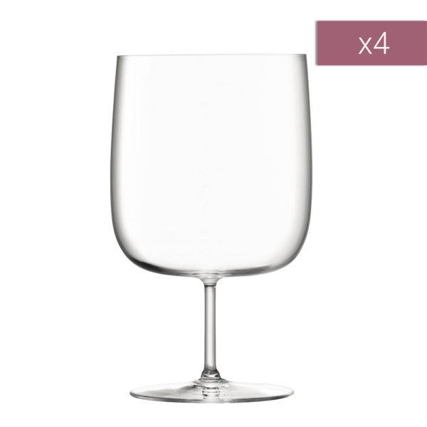 Набор из 4-х бокалов для пива Borough 625 мл, G1618-22-3011, LSA International
