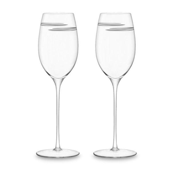 Набор из 2-х бокалов для белого вина Signature Verso 340 мл, G939-12-408, LSA International