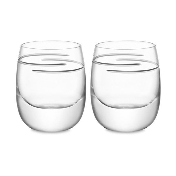 Набор из 2-х бокалов для виски Signature Verso 275 мл, G1127-10-408, LSA International