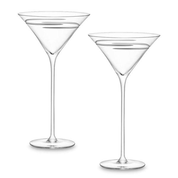 Набор из 2-х бокалов для коктейлей Signature Verso 275 мл, G256-10-408, LSA International