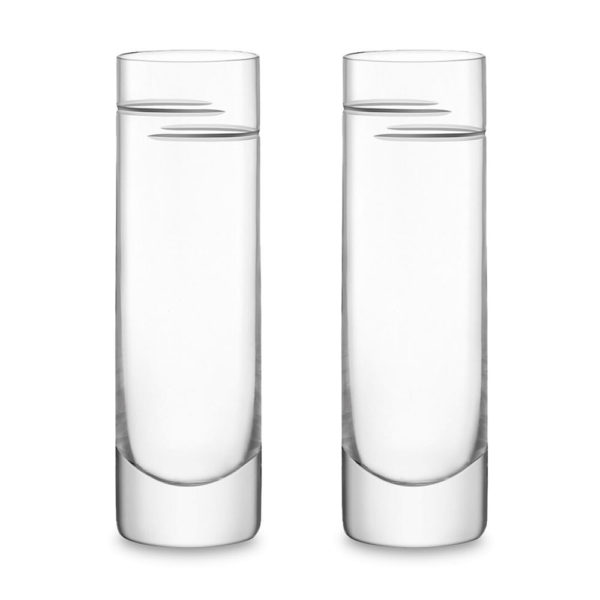 Набор из 2-х стеклянных стаканов Signature Verso 250 мл, G068-09-408, LSA International