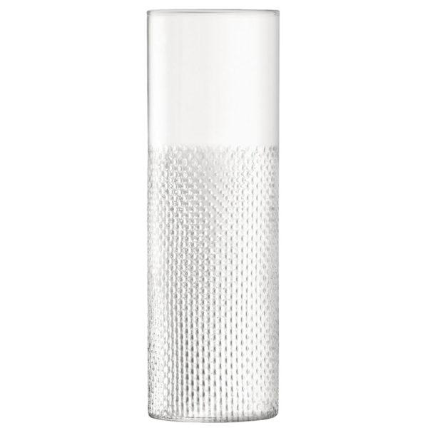 Стеклянная ваза Wicker 40 см, G1645-40-148, LSA International