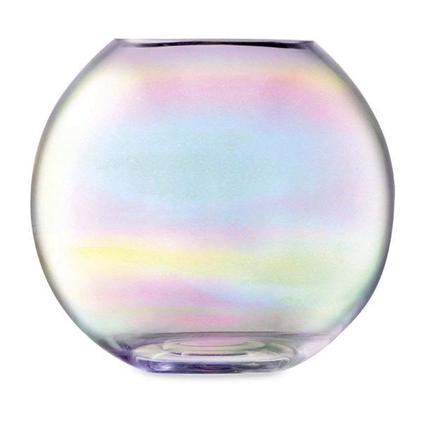 Ваза круглая Pearl 16 см, G1161-16-916, LSA International