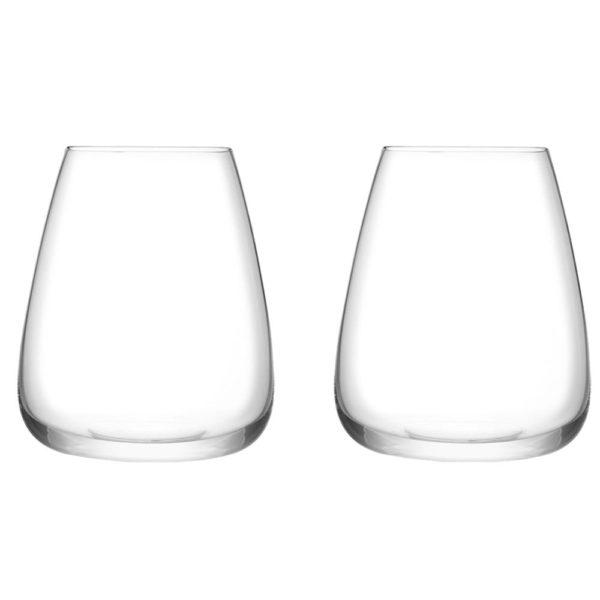 Набор из 2-х бокалов для воды Wine Culture 590 мл, G1427-11-191, LSA International