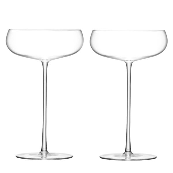 Набор из 2-х бокалов для шампанского Wine Culture 320 мл, G1427-11-191, LSA International