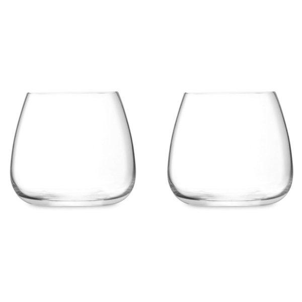 Набор из 2-х стаканов для вина Wine Culture 385 мл, G1425-14-191, LSA International