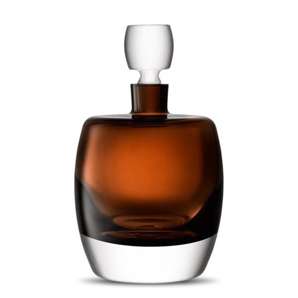 Графин-штоф для крепких напитков Whisky Club 1.05 л, G1533-36-866, LSA International