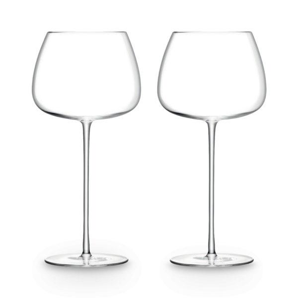 Набор из 2-х бокалов для красного вина Wine Culture 590 мл, G1427-21-191, LSA International