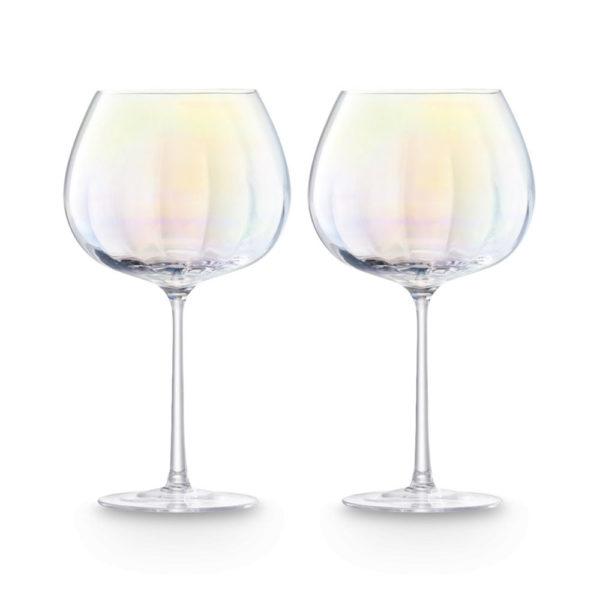 Набор из 4-х бокалов для вина Pearl 650 мл, G1443-23-916, LSA International