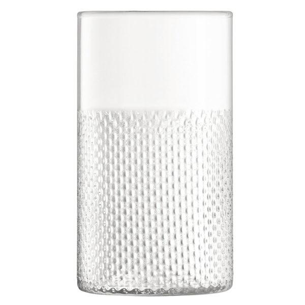 Стеклянная ваза Wicker 25 см, G1645-25-148, LSA International