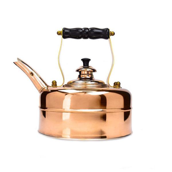 Медный чайник ручной работы для газовой и электро плиты Richmond Heritage NO.1, 1.7 л, RICHMOND